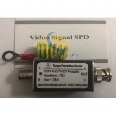 [1PC] Video Surge Protection Device (BNC Surge Protection) / Lightning Arrester [ONDB]