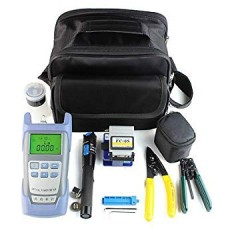HTI Fiber Optic FTTH Tool Kit