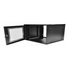 "4U Primestar 19"" Wall Mount Rack, Perspex Door (ND)(HD)"
