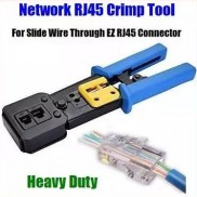 HTI EZ RJ45 CRIMPING TOOL COMBO SET (CAT 6)