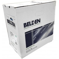 BELDEN (USA) 7814ANH 006A1000 CAT6 4PAIRS UTP 24AWG LSNH CABLE  305METER / 1000 FEET FULL SOLID COPPER (BLUE)