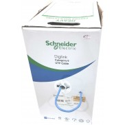Schneider 4 Pair UTP Cat 6 Cable